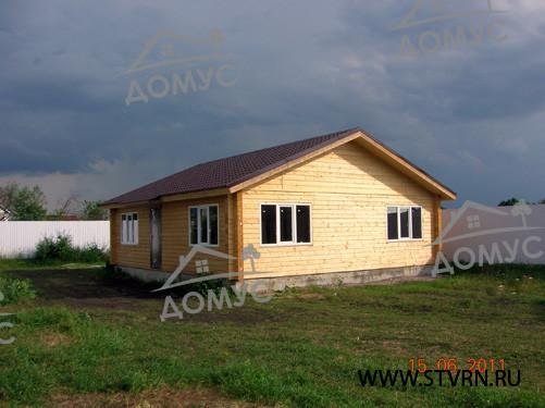 Дом в Рыкани