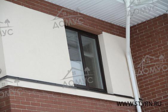 Деревянные окна в Отрадном