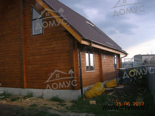 Дом в п. Латная