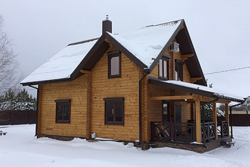 Дом в с. Староживотинное
