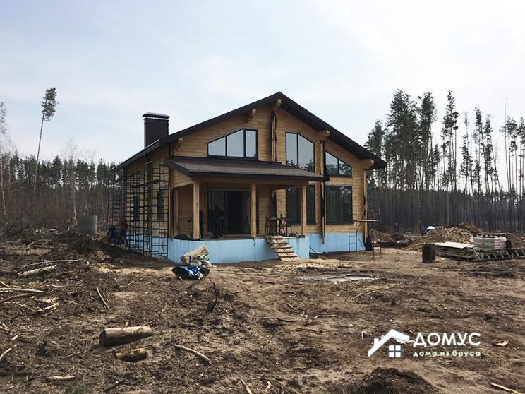 Дом в Новоподклетном