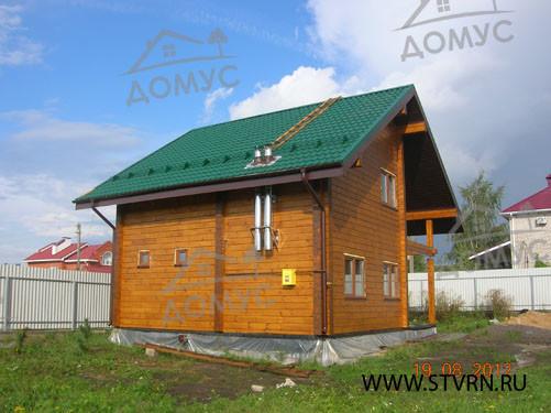 Дом №3 в п. Чертовицы