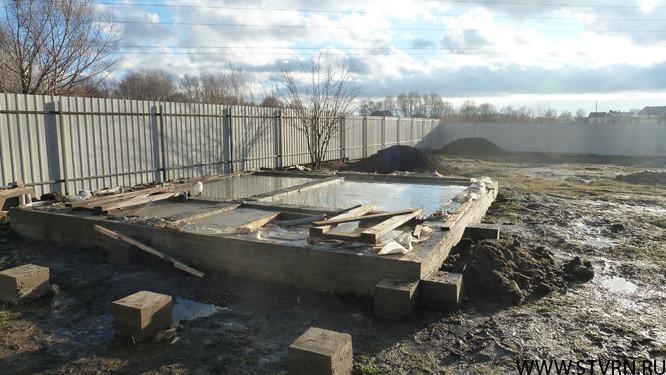 Баня в Новой Усмани