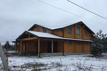Дом из бруса в Снегирях