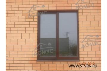 Деревянные окна в Подклетном