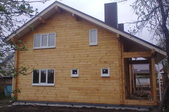 Дом в Айдарово