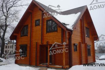 Дом №1 в п. Чертовицы