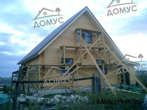 Дом в Каменно-Верховке