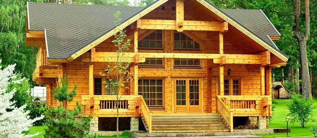 Деревянные дома: строительство
