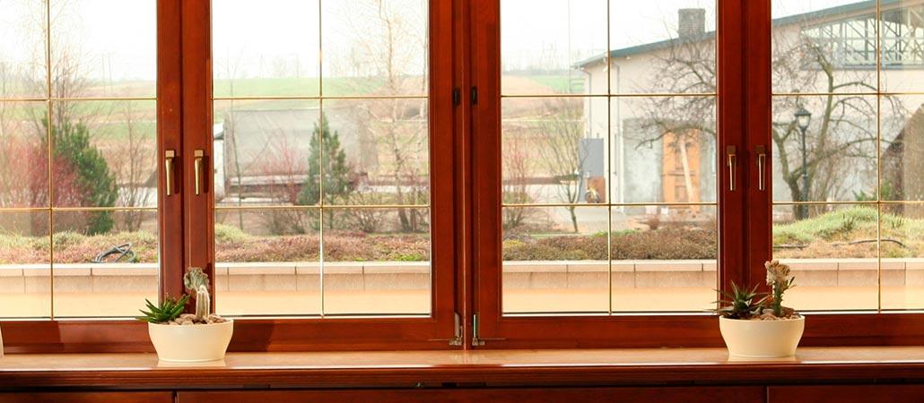 Как выбрать качественные деревянные окна?