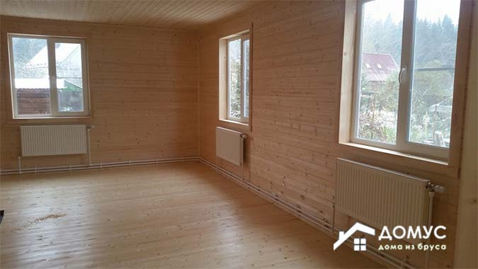 Какое отопление лучше для деревянного дома